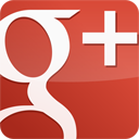 GooglePlus 128 Gloss Red